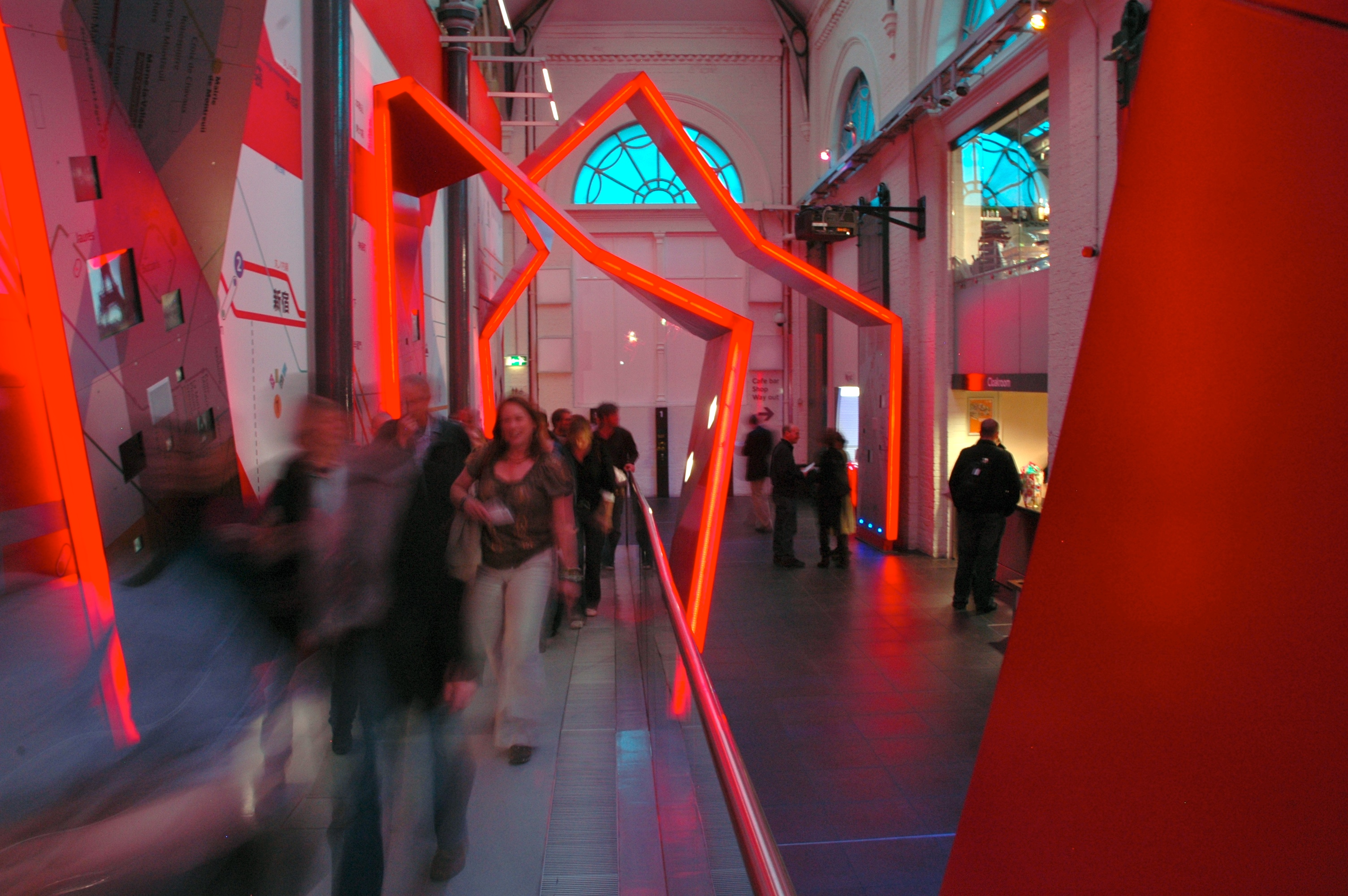 Brain food with a twist - Late Debate at London Transport Museum Thursday 28 July 2016